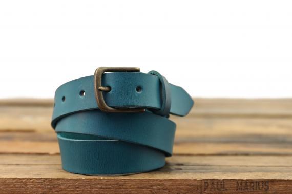LaCeinture à Boucle - 95 cm - Bleu Piscine