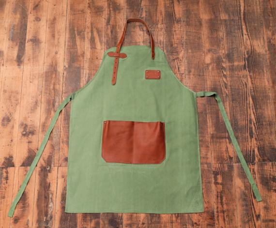 LeTablier - Vert Pistache