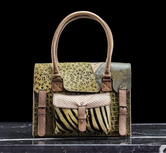 LeRive Gauche M Chimera - Khaki / Copper
