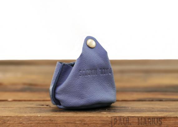 L'Escarcelle - Bleu Lavande