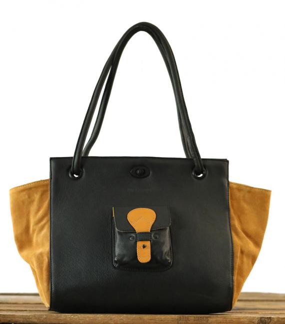 Madame. M - Black / Saffron
