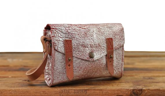 Le Mini Indispensable - Red Silver