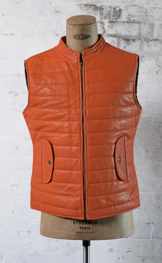 LaDoudoune Homme XL - Orange