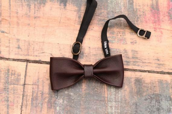 LeNoeud Papillon - Dark Brown