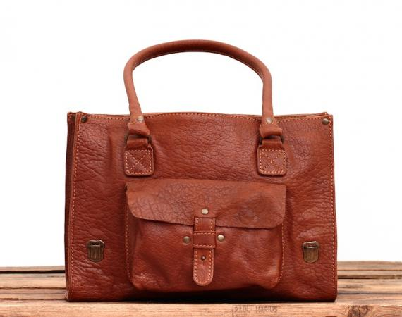 LeRive Gauche M - Light Brown
