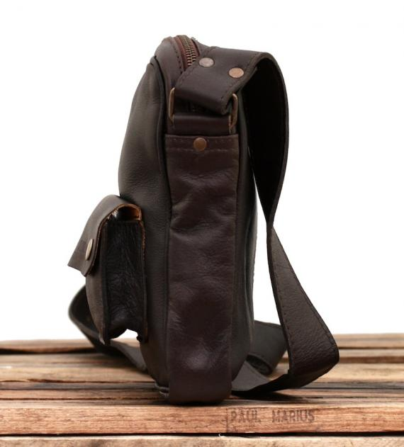 LeSaint Marc - Dark Brown