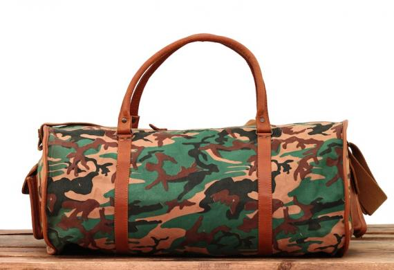 LeVoyageur XL - Toile Camouflage