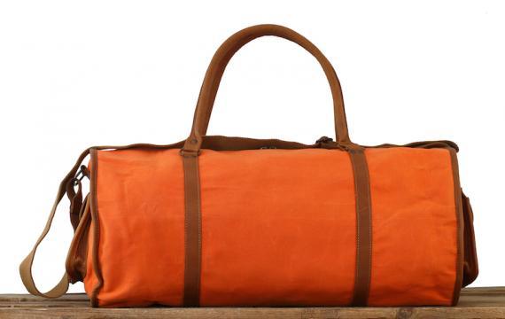 LeVoyageur XL - Canvas Orange