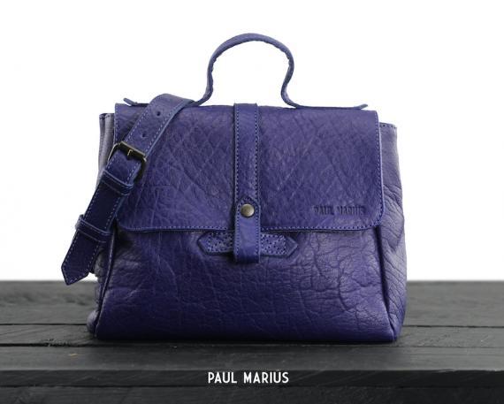 LeCorneille - Bleu Egyptien - Les sacs bandoulière - Paulmarius