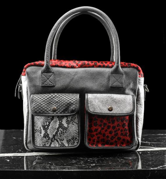 LeDandy Chimera - Silver / Black / Red