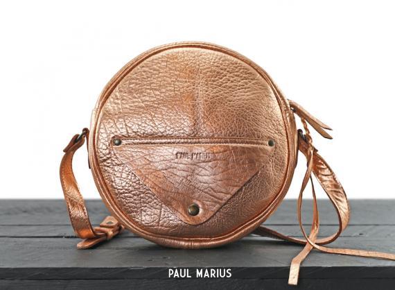 L'Écrin - Or Rose - Les sacs bandoulière - Paulmarius