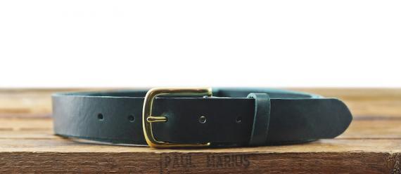 LaCeinture Magnifique - 30mm - Bleu Canard