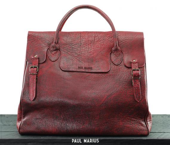 Rouen-Delhi - Grenat - Les sacs de voyages - Paulmarius
