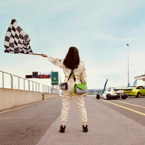 Suzon S Grand Prix - Black