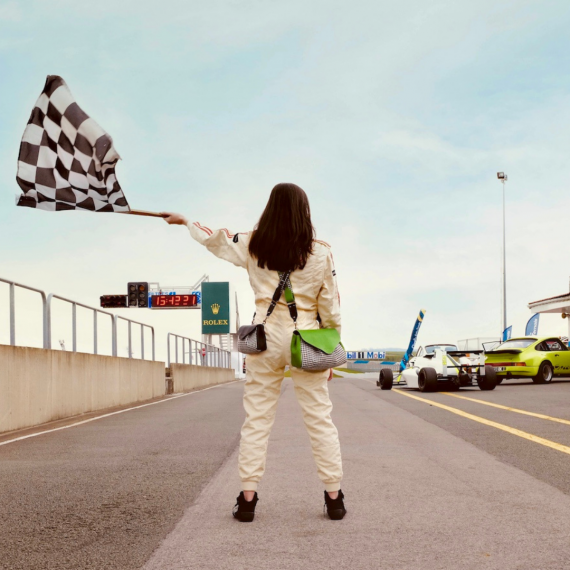 Suzon M Grand Prix - Vert Acide