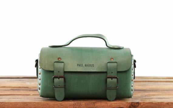 L'Artisane - Vert Jungle - Les petits modèles - Paulmarius