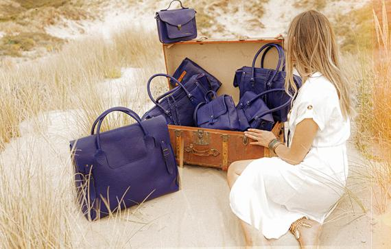 LeRive Droite M - Bleu Egyptien