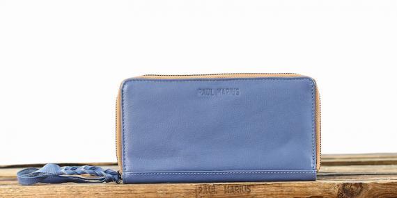 LePortefeuille Charlotte - Lavender Blue