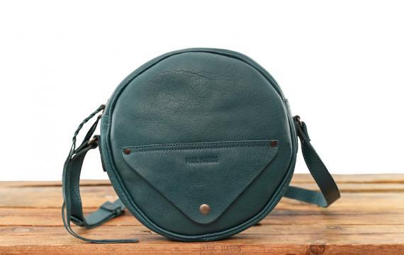 L'Écrin - Bleu Piscine - Les sacs bandoulière - Paulmarius
