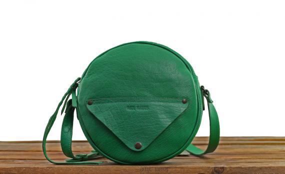 L'Écrin - Vert jungle - Les sacs bandoulière - Paulmarius