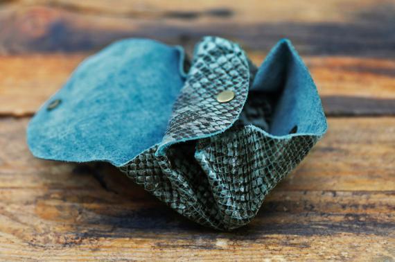 LeGustave Python - Bleu Piscine