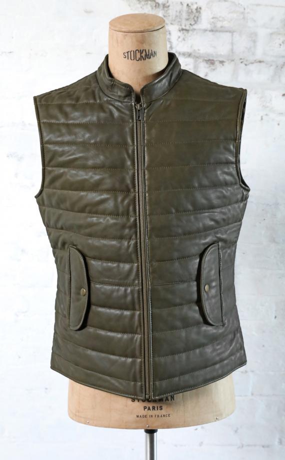 LaDoudoune Homme XL - Vert Kaki