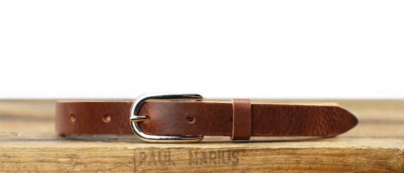 LaCeinture Magnifique - 20mm - Brun