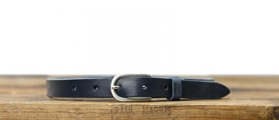 LaCeinture Magnifique - 20mm - Bleu Encre