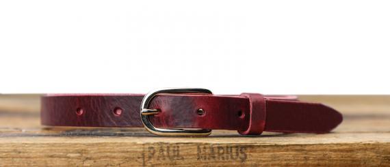 LaCeinture Magnifique - 20mm - Prune