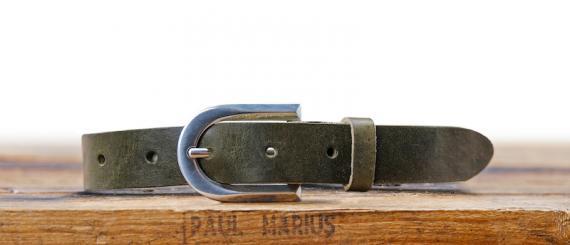 LaCeinture Magnifique - 25mm - Khakigrün