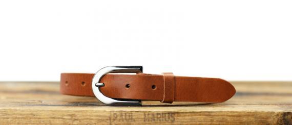 LaCeinture Magnifique - 25mm - Braun