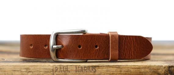 LaCeinture Magnifique - 35mm - Brun