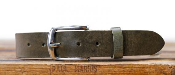 LaCeinture Magnifique - 35mm - Kaki
