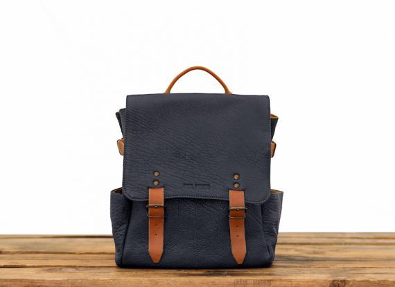 L'Audacieux - Bleu Encre - Les sacs à dos - Paulmarius