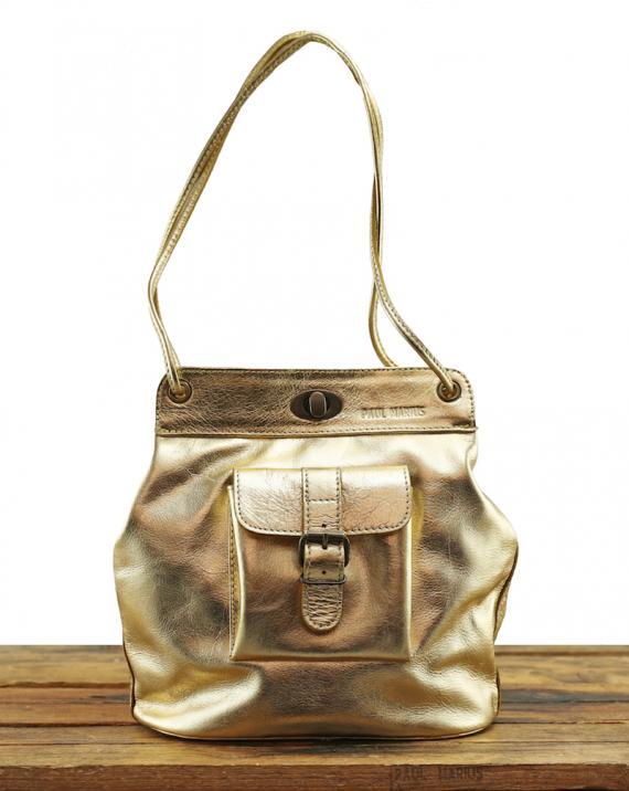 Le1950 - Doré - Les sacs à main - Paulmarius