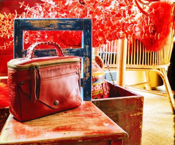 LeGavroche Réédition - Rouge Carmin