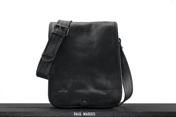 LeMessager S - Noir