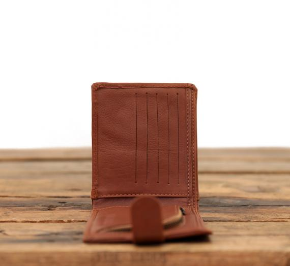 LePortefeuille Louise - Light Brown