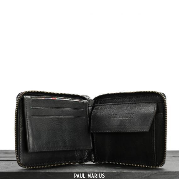 LePortefeuille PAUL - Noir