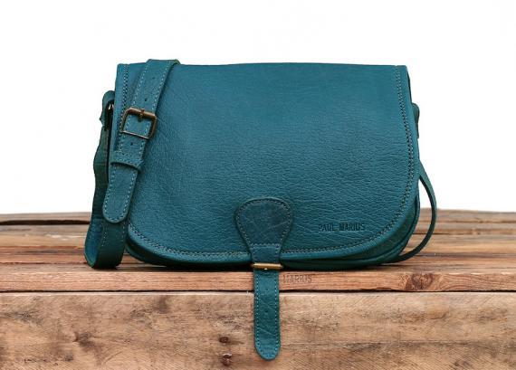 LeVagabond - Bleu Piscine - Les sacs bandoulière - Paulmarius