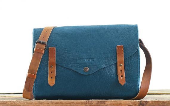 L'indispensable - Pool Blue - Shoulder bags - Paulmarius