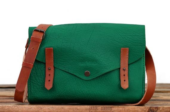 L'indispensable - Vert Jungle - Les sacs bandoulière - Paulmarius