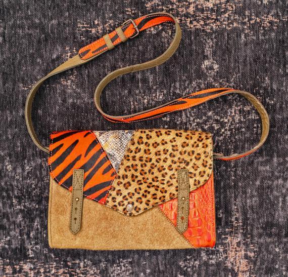 L'Indispensable Chimera - Orange / Khaki