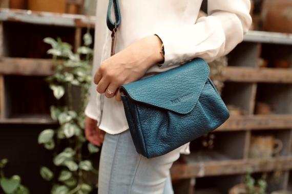 Suzon S - Bleu Piscine