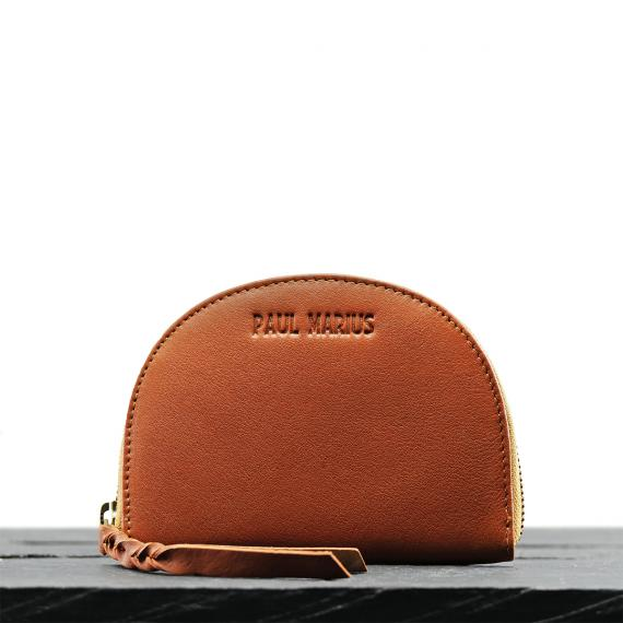 LePortefeuille Manon - Light Brown
