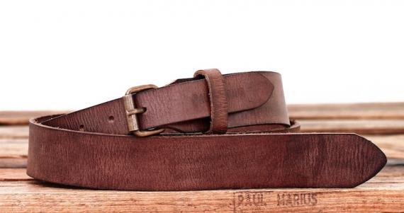 LaCeinture - Middle Brown - 95 cm