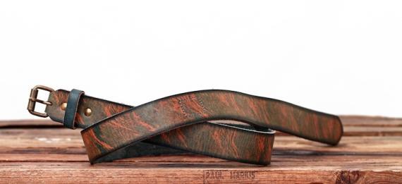 LaCeinture - Indie Cobalt - 90 cm
