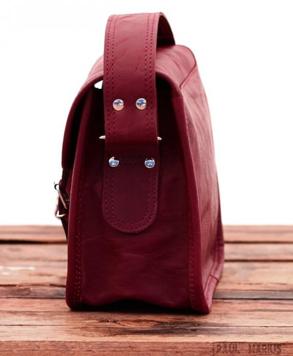 LaSacoche S - Deep Red