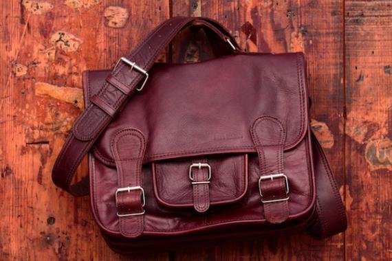 LeCartable M - Autumn brown