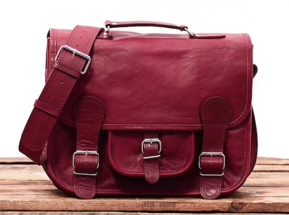 Pour quel sac/cartable/besace/gibecière avez-vous opté pour trimballer votre bazar ? - Page 20 Le-cartable-m-bordeaux-sac-cuir-cartable-sacoche-bandouliere-vintage-paul-marius-1